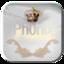 Ph0nix theme white