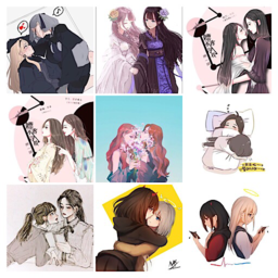 Anime Yuri Theme By 0505050505ww Install This Ios Theme Without Jailbreak On Your Iphone Or Ipad