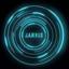 jarvis -neon blue