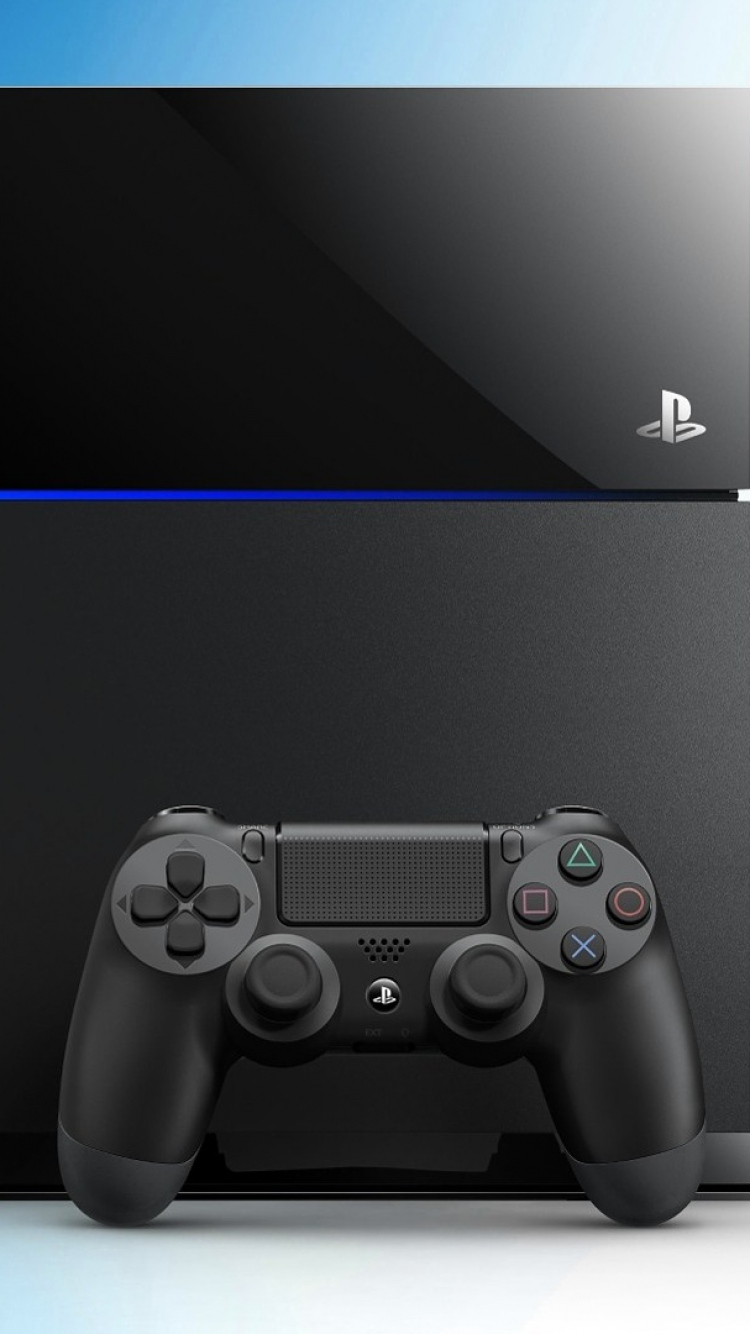 Playstation 4 Console Co Homescreen For Iphone 6 From Cyfis Gameroom Hd Ios Theme